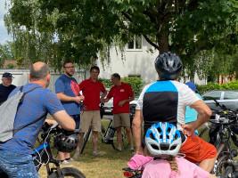 Radtour mit Tobias am 20. Juni 2021 - 1