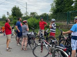 Radtour mit Tobias am 20. Juni 2021 - 3