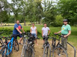 Radtour mit Tobias am 20. Juni 2021 - 4