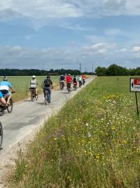 Radtour mit Tobias am 20. Juni 2021 - 2