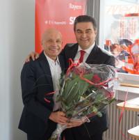 Henke hatte unter anderem entscheidenden Anteil an der Organisation von für die SPD sehr erfolgreichen Oberbürgermeister- und Stadtratswahlkämpfen