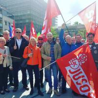 SPD Aschaffenburg auf dem Tag der Arbeit