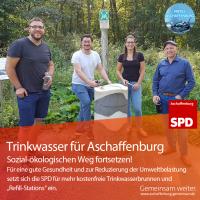 SPD Trinkwasseroffensive