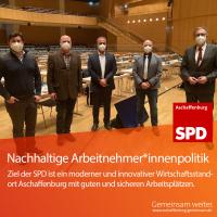 SPD gemeinsam mit Betriebsräten