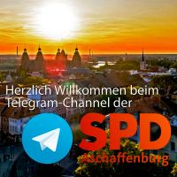 Telegram der SPD Aschaffenburg