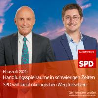 Dr. Erich Henke und Manuel Michniok